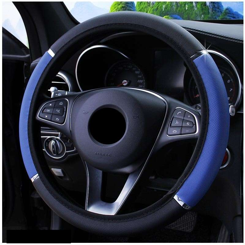 Carpoise Custom Skidproof Steering Wheel Covers – Styling 6