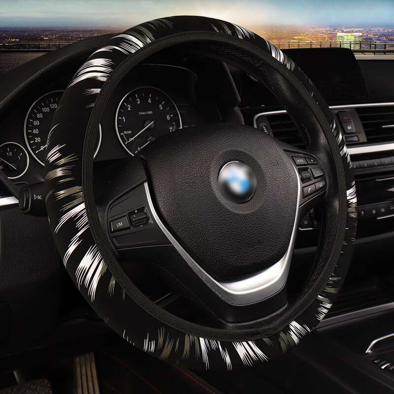 Car Accessories Wheel Cover On The Steering Wheel Braid On The Steering Wheel Cover Case 1