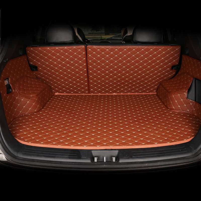 Carpoise Custom Made Car Trunk Mats – Styling 4