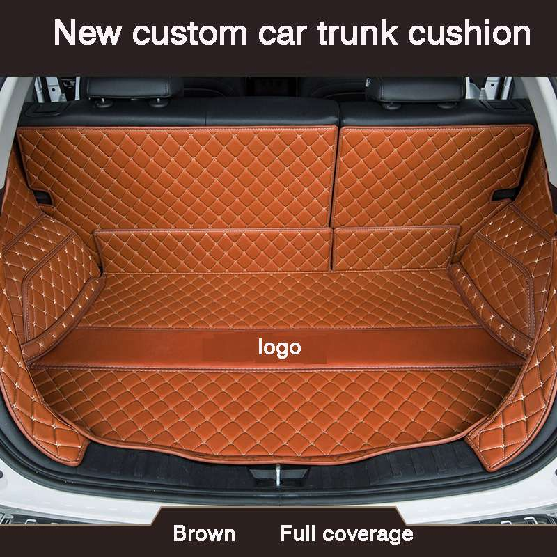 Carpoise Custom Made Car Trunk Mats – Styling 3