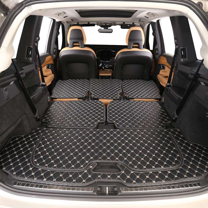 Carpoise Custom Made Car Trunk Mats – Styling 5