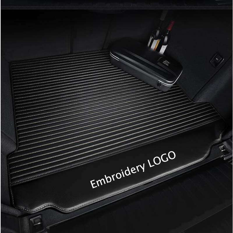 Carpoise Custom Made Car Trunk Mats – Styling 6