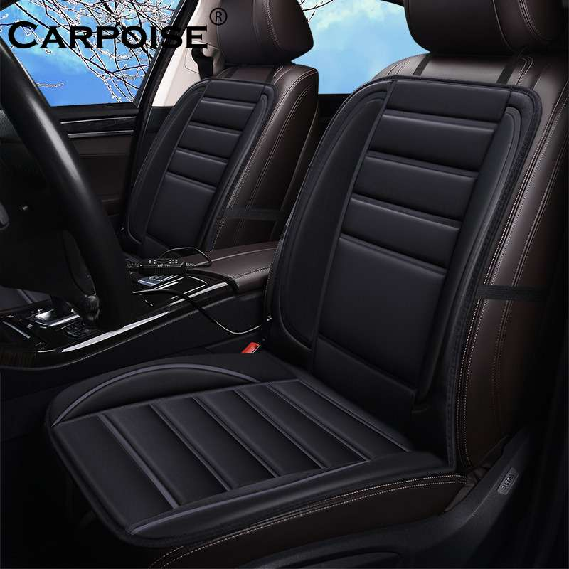 Carpoise Heated Car Seat Covers Styling 5