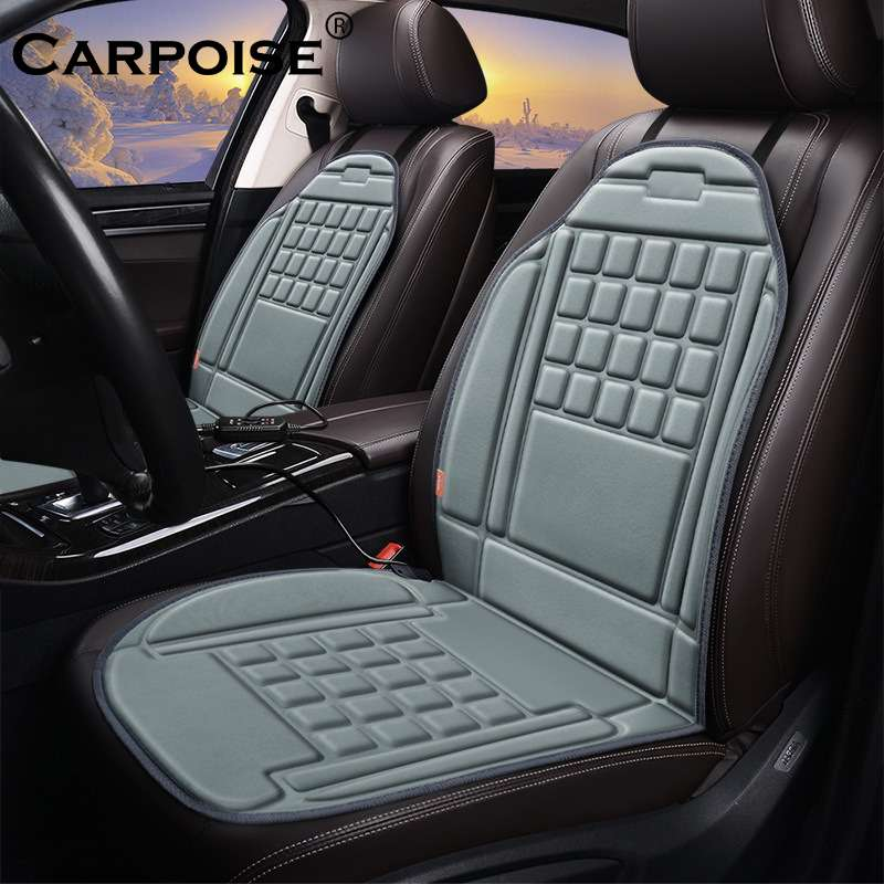 Carpoise Heated Car Seat Covers Styling 1