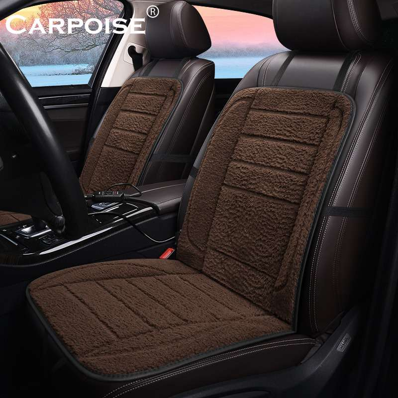 Carpoise Heated Car Seat Covers Styling 4