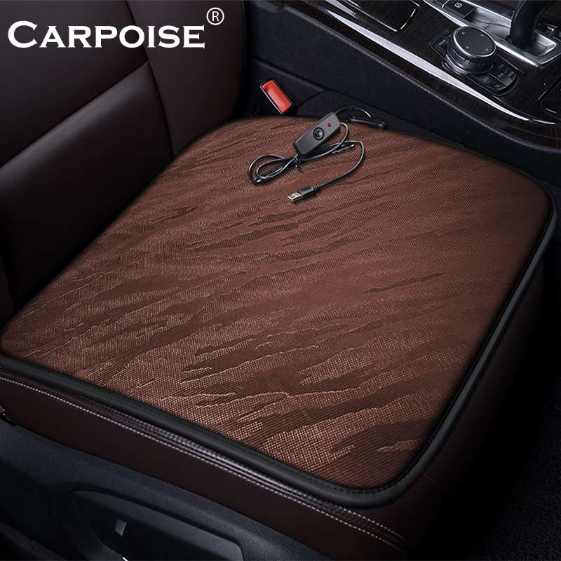 Carpoise Heated Car Seat Covers Styling 6
