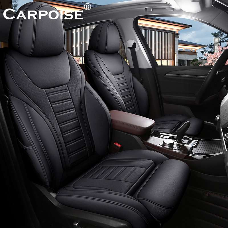 Carpoise PU Leather Car Seat Covers – Styling 3